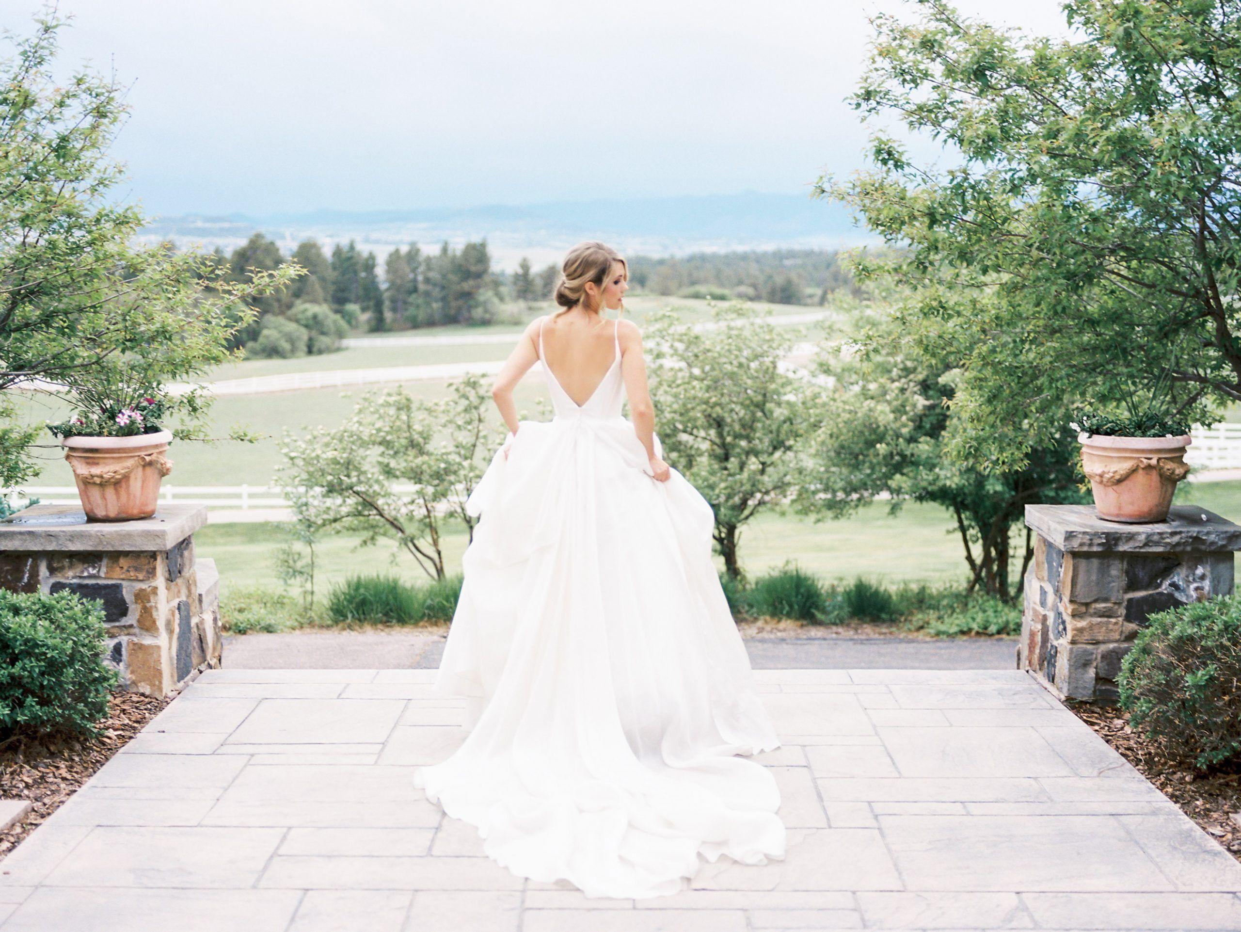 Castle Cliffs Estate wedding Colorado photographer